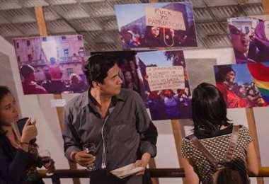La fundación se había convertido en un escenario importante para los artistas locales. Foto: Fundación Patiño