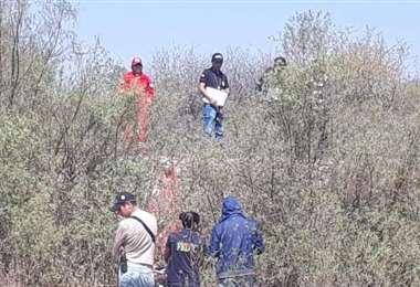 El cuerpo de la víctima fue encontrado a las orillas del río Guadalquivir I Foto: Fiscalía.