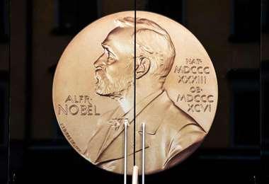Premio Nobel de La Paz. Foto ABC Color