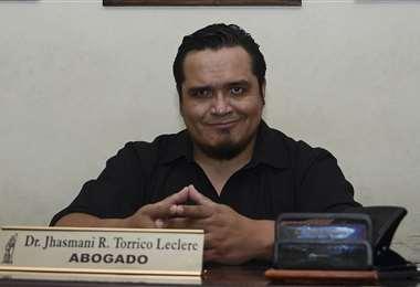 El jurista ejercía violencia para cobrar deudas I Foto: APG Noticias.