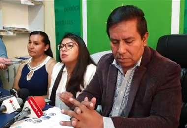 Los asambleístas se pronunciaron este jueves en Cochabamba