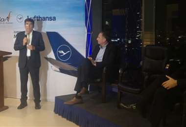 BoA expande sus destinos en Europa gracias a conectividad con Lufthansa