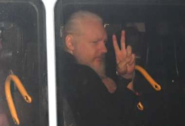 Assange comparecerá ante el tribunal en Londres el 21 de octubre