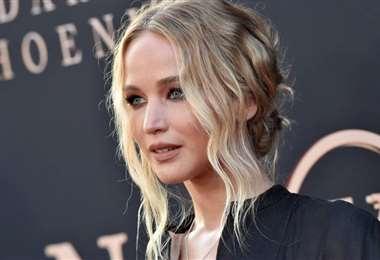La actriz Jennifer Lawrence está a punto de llegar al altar