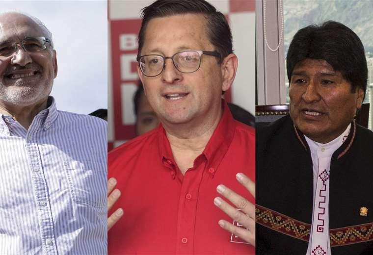 San Ignacio recibirá desde hoy hasta el domingo a tres candidatos a la Presidencia