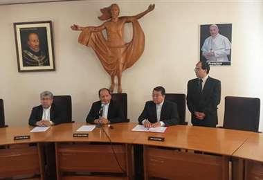 Conferencia Episcopal de Bolivia (CEB) | Los Tiempos