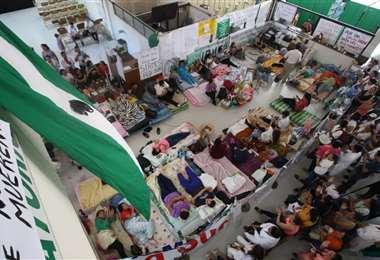 Colegio Médico propone al Gobierno reanudar el diálogo