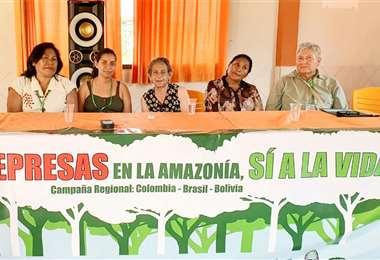 El encuentro regional de indígenas se realizó en la población beniana de Rurrenabaque