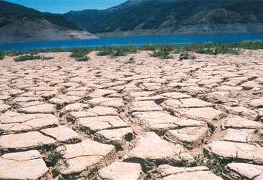 Catástrofe climática. Las regiones de Coquimbo y Valparaíso se declararon zonas de catástrofe por la falta de agua. Las poblaciones son afectadas