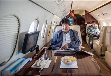 Morales fue acompañado por reporteros extranjeros durante una jornada I Foto: Camilo Rozo, El País.