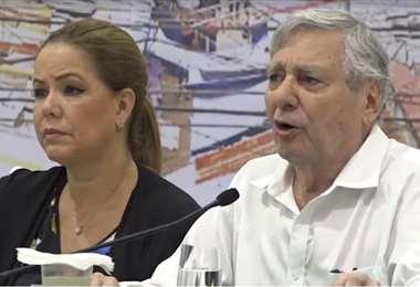 Percy Fernández rechazó la construcción de un nuevo puente
