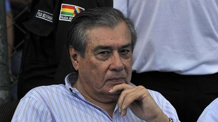 Romer Osuna fue tesorero de la Conmebol por 27 años. Foto. Internet