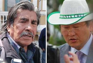 El boliviano de origen coreano se posiciona cuarto de cara a los comicios I Foto: archivo.