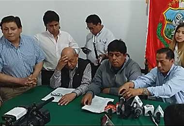 Se abordarán tres temas durante el Cabildo de Tarija que se realizará el domingo (Foto: El País)