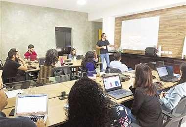Mentoring. La comunidad emprendedora está conectada a través de escenarios gestados por firmas especializadas