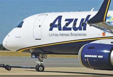 La empresa aérea más grande de Brasil negocia con United Airlines, Avianca Holdings y Copa Holdings.