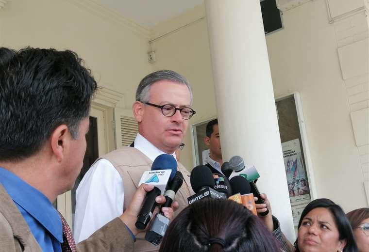 El excanciller de Costa Rica encabeza el grupo de expertos I Foto: Abya Yala.
