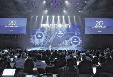 Exponente. VMware es una firma global con más de 20 años en el mercado. Foto: VMWARE