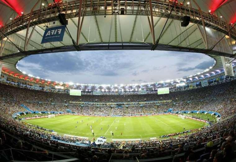 El estadio Maracaná será la final de la Libertadores. Foto: Internet