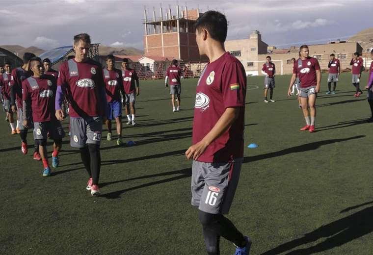 Real Potosí buscará repuntar en el Clausura (Foto: Club Real Potosí)
