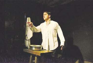 Carlos Ureña dictará el taller