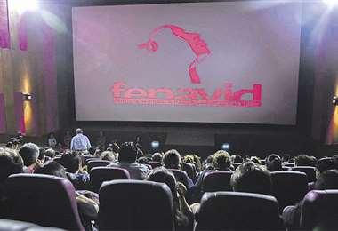 Más de 17 cintas de largometraje se verán en las salas de Multicine, a partir del jueves 24 de octubre. Foto:FUNDAV