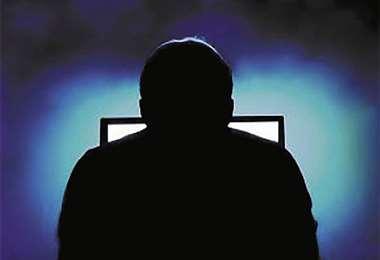 Trabajaban en la 'dark web'. Foto: AFP
