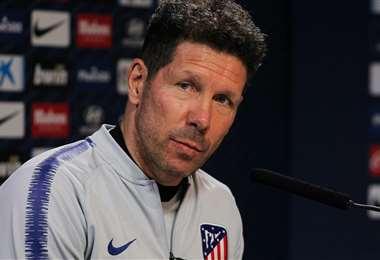 DT del Atlético de Madrid