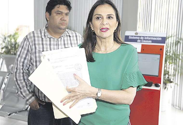 Rosario Schamisseddine. Foto: FUAD LANDÍVAR