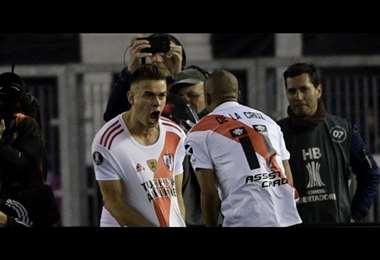 River Plate ganó en el clásico