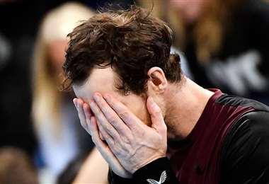 Murray no ganaba un torneo desde 2017. Foto: AFP