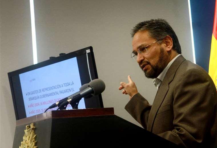 Rada declaró que el MAS tiene su propio sistema de monitoreo de actas. Foto ABI