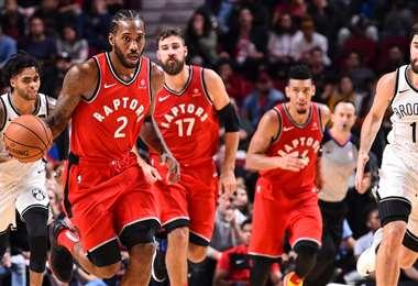 Los últimos campeones son los Raptors de Toronto. Foto: Internet