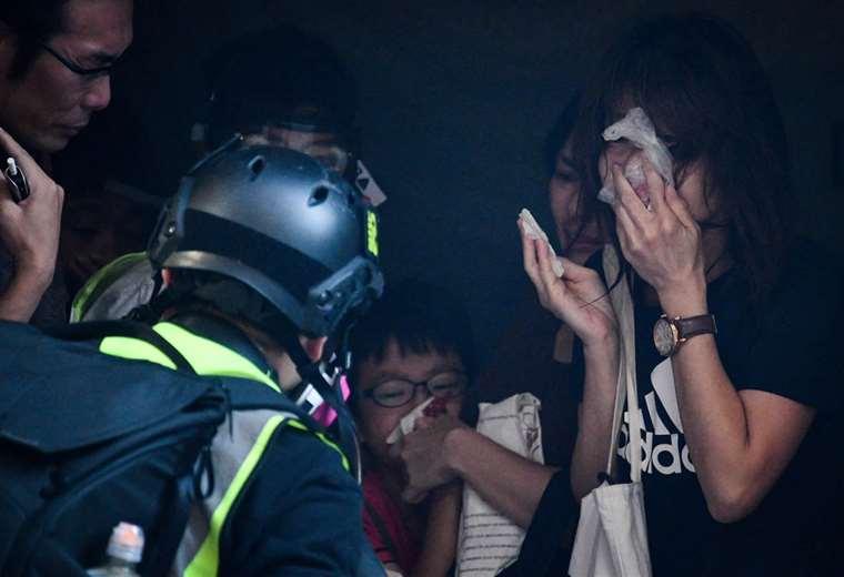 Protestas en Hong Kong | AFP