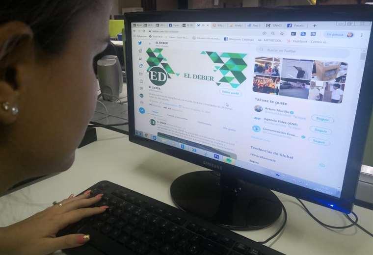 EL DEBER realizó una cobertura multimedia con un despliegue donde también se detallan los pormenores de las elecciones, entre ellos las reacciones de los personajes