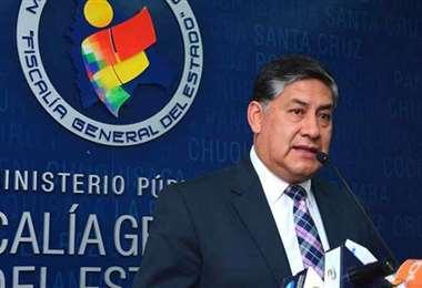 El Fiscal General explicó que existen 13 procesos de investigación en curso (archivo)
