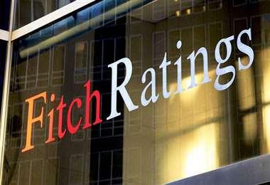 La calificadora estadounidense Fitch Ratings prevé un menor crecimiento económico de Bolivia