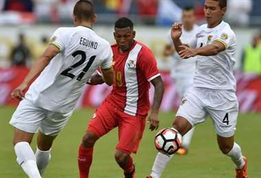 La última vez que Bolivia y Panamá se enfrentaron fue en la Copa América Centenario que se jugó en Estados Unidos en 2016. Foto. Internet