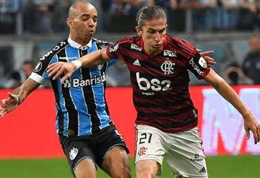 Gremio y Flamengo buscan el último boleto a la final.