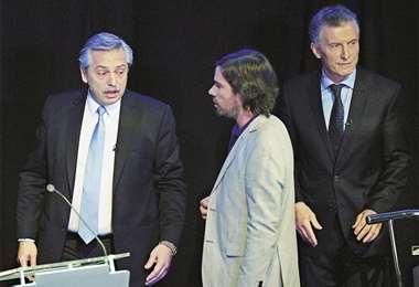 Alberto Fernández llega como favorito. Mauricio Macri pide una segunda oportunidad para gobernar