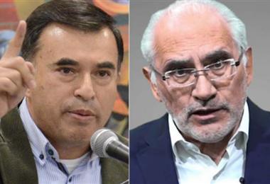 El ministro reprochó el accionar del opositor I Foto: archivo.