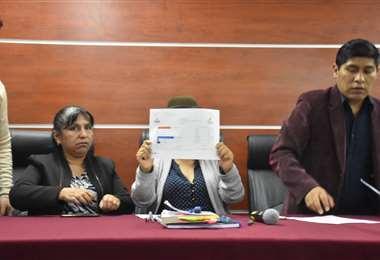 El ente electoral dio los resultados este viernes I Foto: APG Noticias.