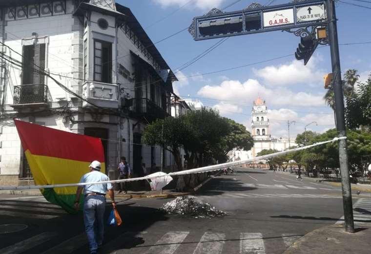 La capital del Estado vivirá una jornada de cabildo. Foto: Correo del Sur