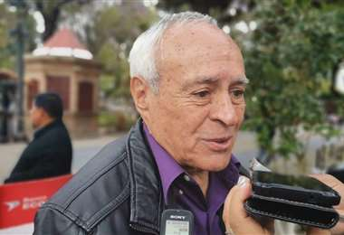 El actor permanece internado I Foto: archivo.