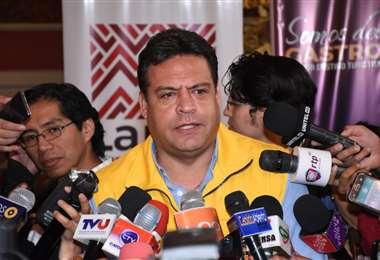El alcalde pide a Morales escuchar a la población I Foto: archivo.