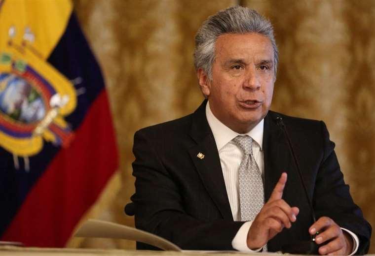 Imagen de Lenin Moreno, presidente de Ecuador