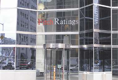 Fitch Ratings observó que Bolivia no publique sus cifras a 2019