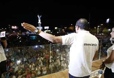 Camacho aseguró su presencia mañana en el Conade. foto Mauricio Melgar