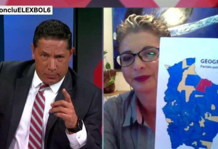 La entrevista entre Del Rincón y Rivero se publicó la noche del lunes