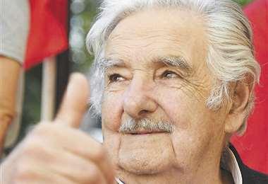 Mujica, más votado del Senado